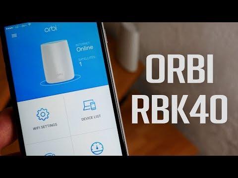 Netgear Orbi RBK40 - Schnelles WLAN im gesamten Haus!