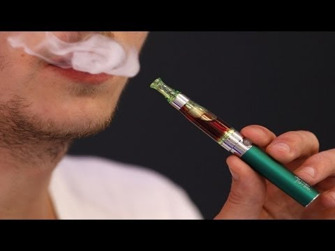 Shocking News: E-Cigarettes Are Bad For You