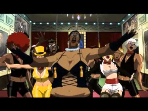 The Boondocks Tyler Perry Rocky Horror Parody video