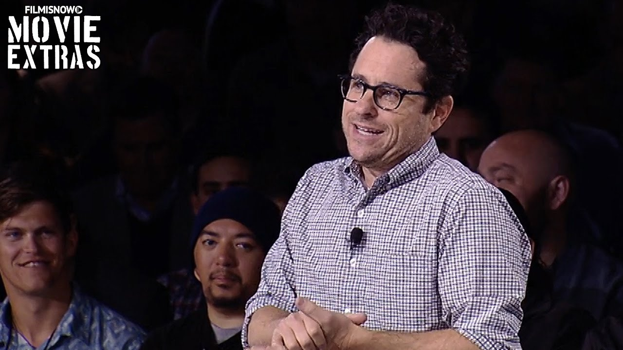 Star Trek Beyond - J.J.Abrams at Star Trek Fan Event (2016)