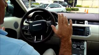 Land Rover Park Assist