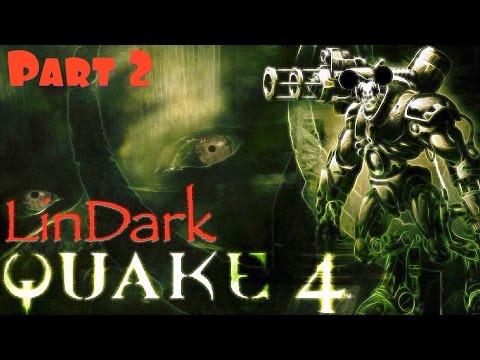 Quake 4 # 2 Im Team kommt man besser voran Let's Play German, Deutsch