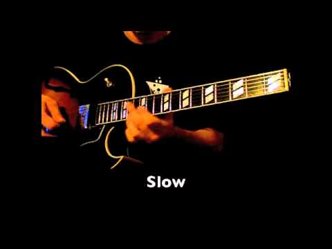 Honey Suckle Rose: Charlie Christian guitar solo etude.