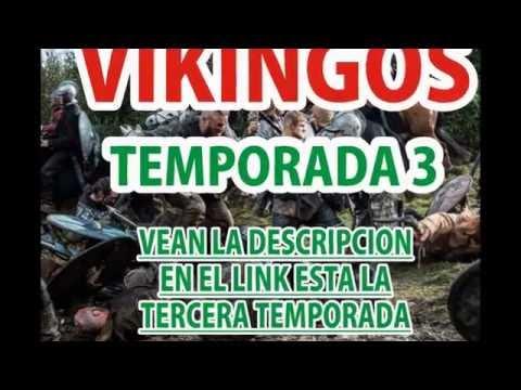 Serie Vikingos temporada 3 todos los capitulos online