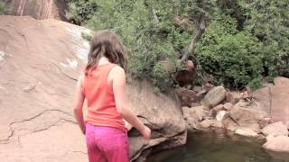Family Vacation Critic at Zion National Park, Utah