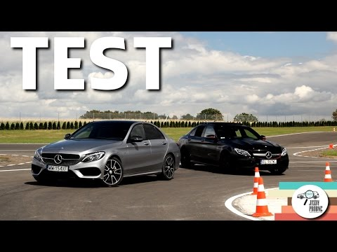 Mercedes-Benz C450 AMG Sport 3.0 V6 367 KM: Idealny kompromis - #183 Jazdy Próbne