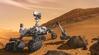 The Technology Behind NASA's 'Curiosity' Landing