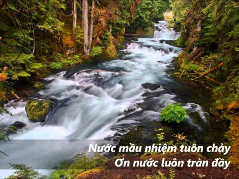 VẶN NƯỚC & RỬA TAY - Thi kệ Thích Nhất Hạnh - Nhạc Võ Tá Hân