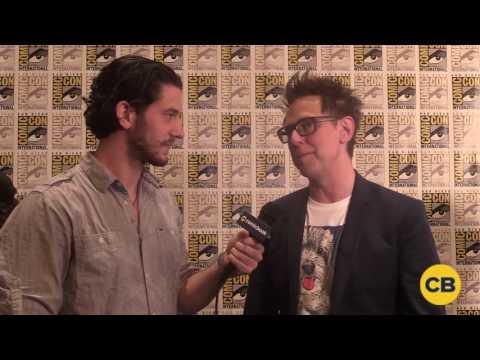 James Gunn Talks Guardians Of The Galaxy Vol. 2