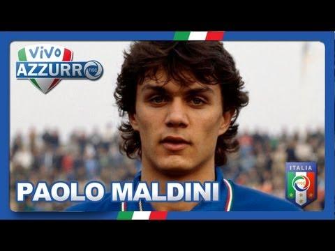 Paolo Maldini - Eroi Azzurri