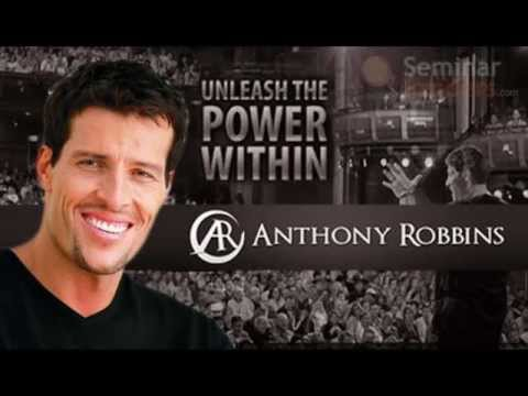 Tony Robbins about Sly Stallone & Rocky Story