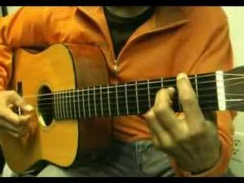 Kevin Eubanks Acoustic Guitar Improvisation