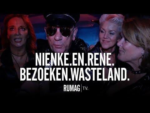 Nienke en Rene bezoeken Wasteland - RUMAGTV