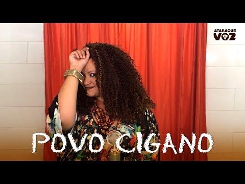Atabaque & Voz - Povo Cigano - Rainha Cigana