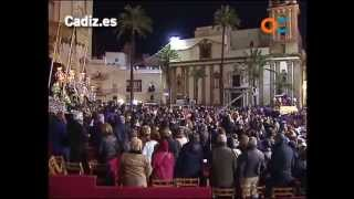 Mª Stma de los dolores (Cádiz) Semana Santa 2013