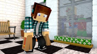 Minecraft : COMPRAS NO SHOPPING  !! - The Sims Craft Ep.206