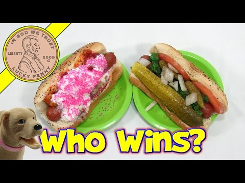 Hot Dog Slic'r...LPS-Dave & Butch Have A Hot Dog...