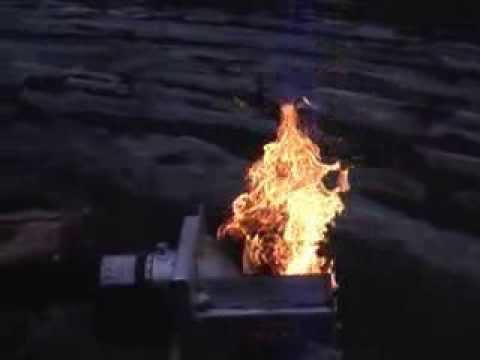 Горелка для сжигания опилок своими руками 8321