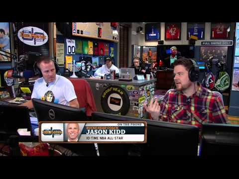 Jason Kidd on The Dan Patrick Show (Full Interview) 12/19/2014