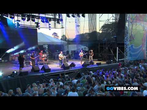 "Strangefolk Reunion Perform ""Westerly"" at Gathering of the Vibes 2012"