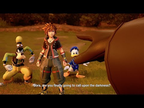 Kingdom Hearts III | E3 2017 Trailer | Official Disney UK