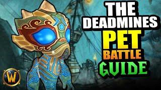 The Deadmines - Pet Battle Dungeon Walkthrough // World of Warcraft
