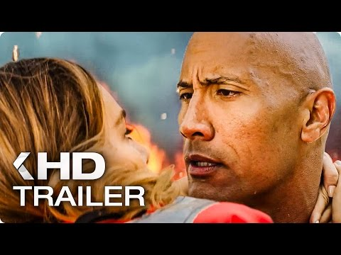 BAYWATCH Trailer German Deutsch (2017)