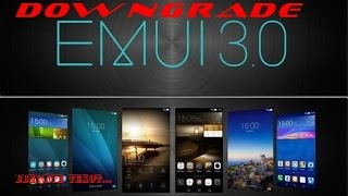 Даунгрейд Emotion UI 3.0 на Emotion UI 2.3 . На примере Huawei Honor 6