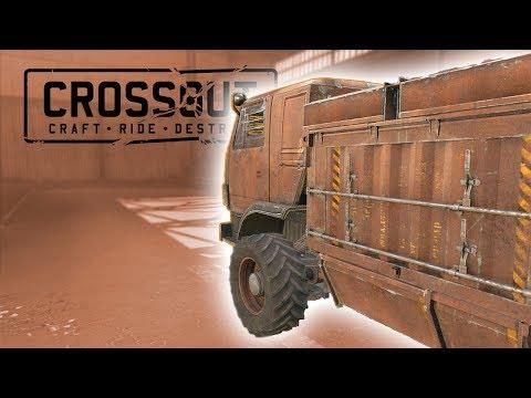 ОН ЕЩЁ ТРЕПЫХАЕТСЯ? • Crossout • ДАЛЬНОБОЙ 0.8.20