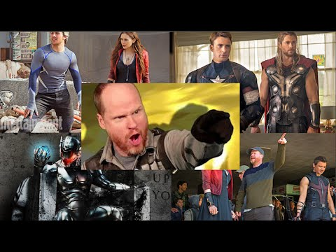 Joss Whedon Talks Avengers 2, Scarlet Witch, Quicksilver, and The Vision!