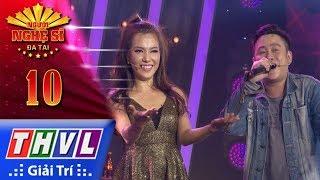 THVL | Người nghệ sĩ đa tài 2017 - Tập 10[1]: Sống như những đóa hoa – Hữu Tín, Lý Thanh Thảo