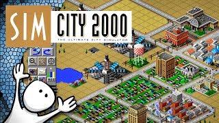 Die Welt vor 25 Jahren | Sim City 2000 - SpontRahm #080