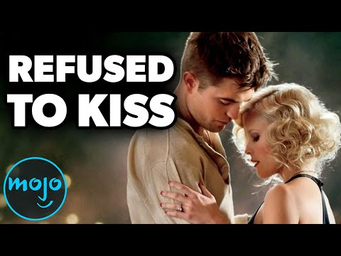 Top 10 Times Actors Refused to Kiss On-Screen