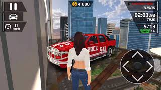 Smash Car Hit - Impossible Stunt | Android gameplay