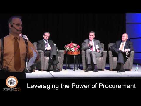 Leveraging the Power of Procurement