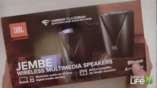 JBL Jembe Wireless Multimedia Speakers Review