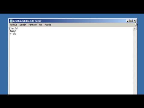C++ - #1 Base de datos c++ | Entrada y Salida por archivos txt