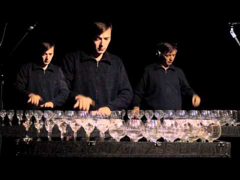 Fr Elise on glass harp