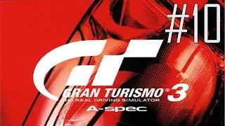 Let's Play Gran Turismo 3 #10 - Commence the Endurance!