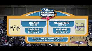 6a Girls Tucker Vs Mceachern 2016