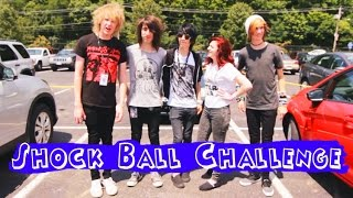 *SHOCK BALL CHALLENGE* with My Digital Escape