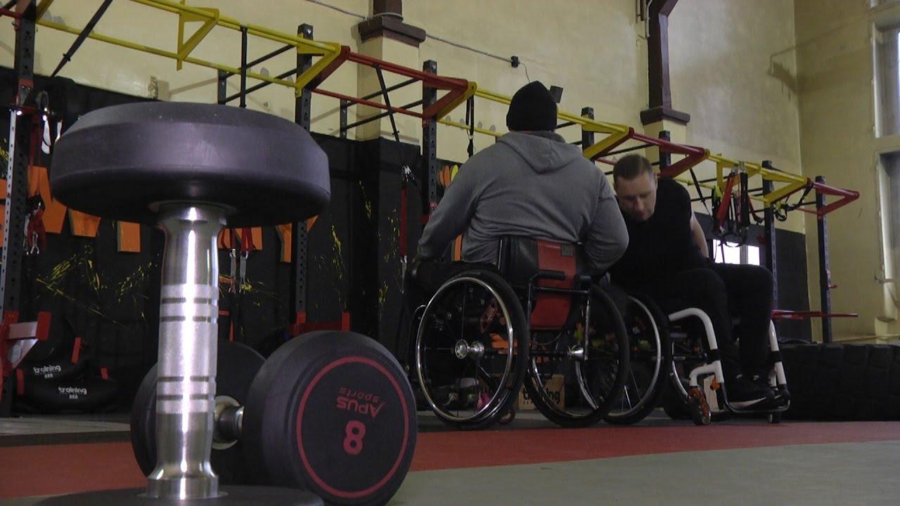CrossFit na wózkach