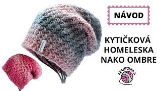 Kytickova homeleska Nako Ombre Starstitch Adult Beanie