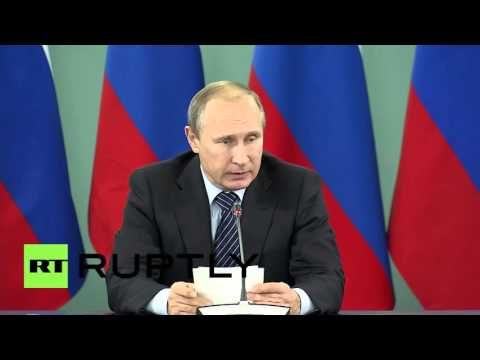Russia: Putin calls for internal investigation into doping allegations