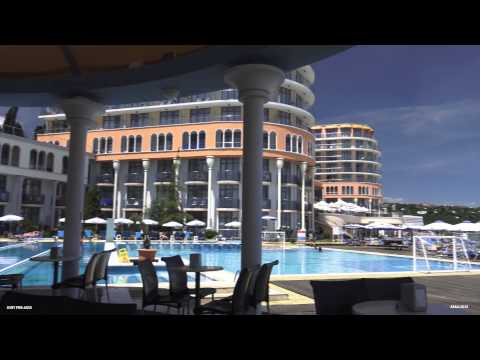 Bulgaria Hotel Azalia  SONY FDR AX-33 4K