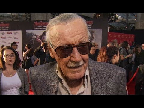 Stan Lee Talks Cameo At Avengers 2 Premiere