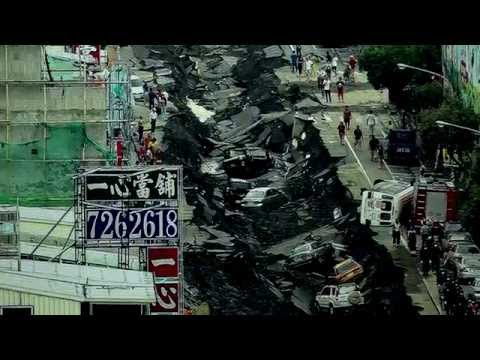 Minutes To Midnight - Taiwan Gas Explosion