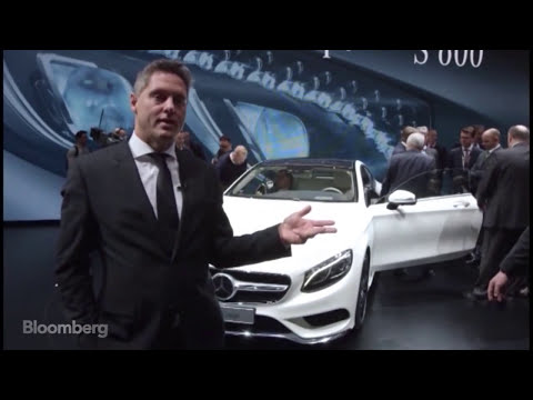 Most Advanced Mercedes Makes Driver Nearly Obsolete