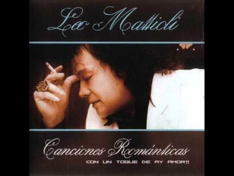 LEO MATTIOLI - Por El Amor De Una Mujer (Marcos Castelain)