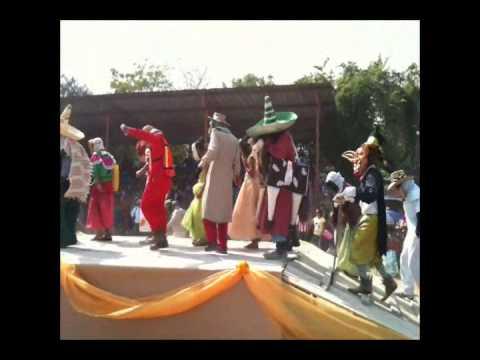 Xantolo 2012 San Vicente Tancuayalab S.L.P. Los Huehues